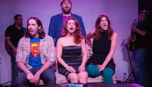 You, Or Whatever I Can Get - July 2014 Capital Fringe Festival