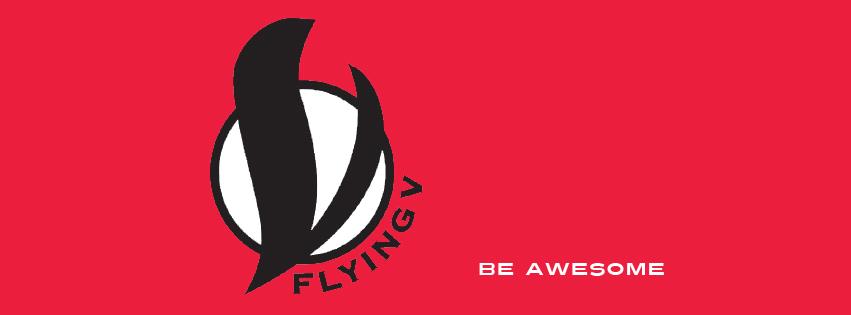 Flying V Banner