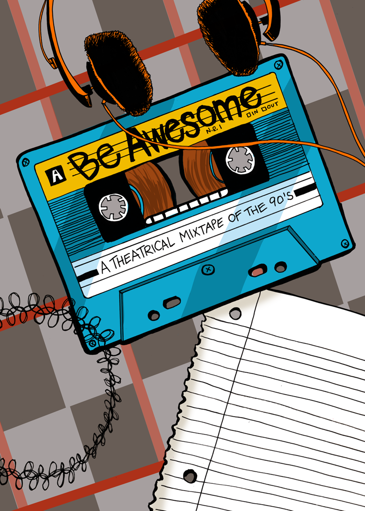 BeAwesome_5x7
